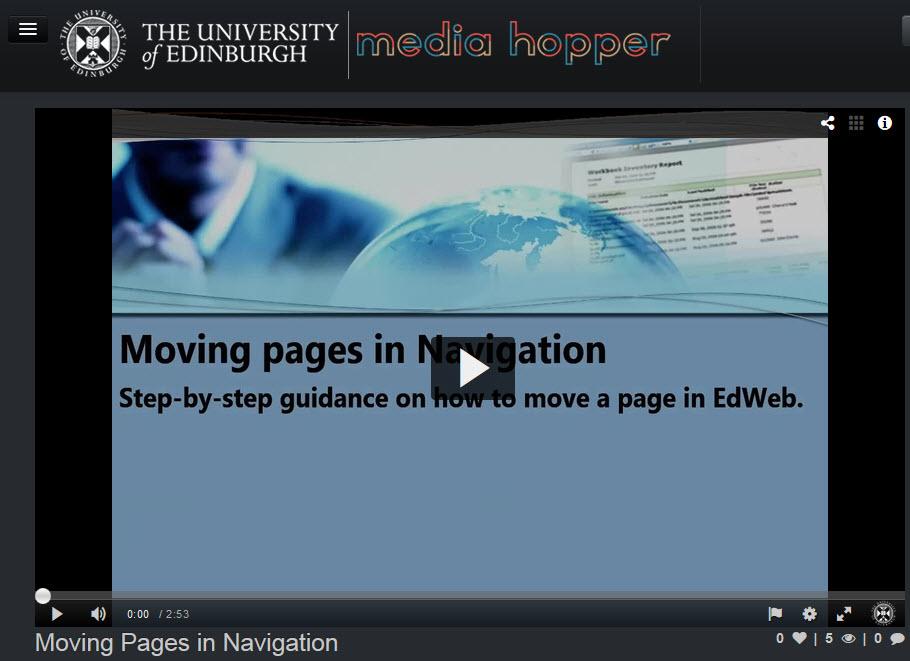 Media Hopper video
